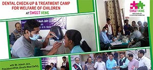 Medical Camp at Sweet Home